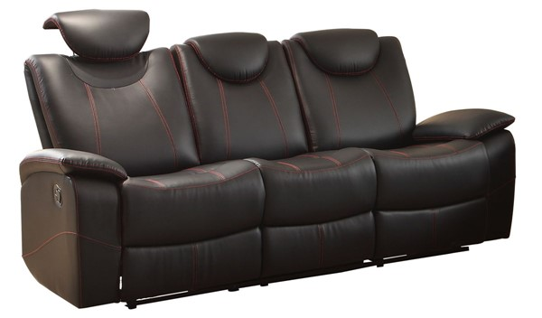 Home Elegance Talbot Double Reclining Sofa HE-8524-SF-VAR
