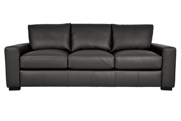 Home Elegance Escolar Dark Brown Sofa HE-9523RF-3