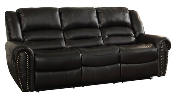 Home Elegance Center Hill Double Reclining Sofa HE-9668-SF-VAR