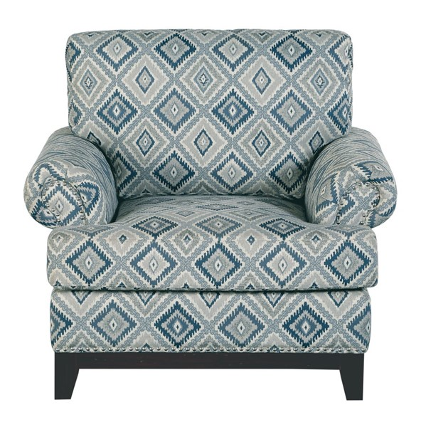 Home Elegance Beacon Park Accent Chair HE-9817-1S