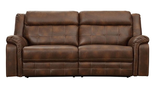 Home Elegance Keridge Brown Gray Sofas HE-9906-SF-VAR