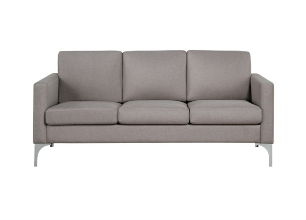 Home Elegance Soho Brownish Gray Sofa HE-9979BRG-3