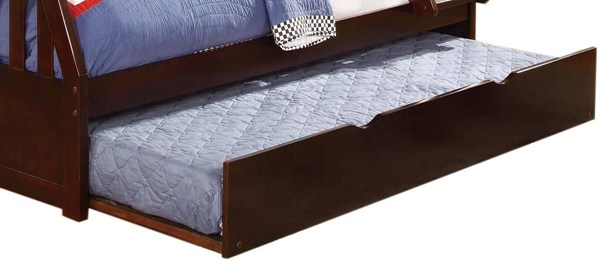 Rowe Transitional Dark Cherry Wood Twin Trundle Unit HE-B2013DC-R