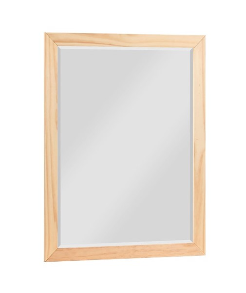 Home Elegance Bartly Natural Pine Mirror HE-B2043-6