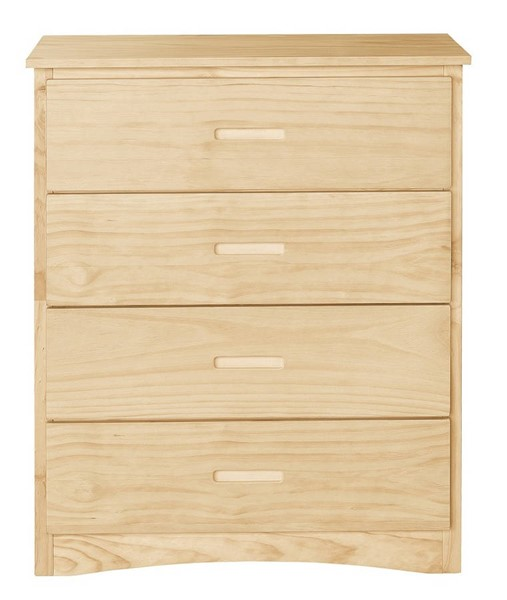 Home Elegance Bartly Natural Chest HE-B2043-9