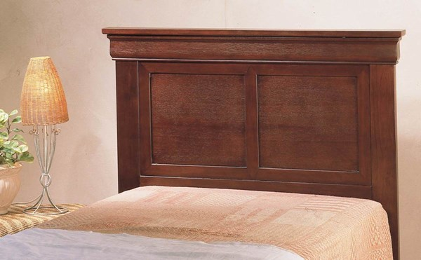 Youth Cherry Wood Queen And Full Headboard HE-106QF