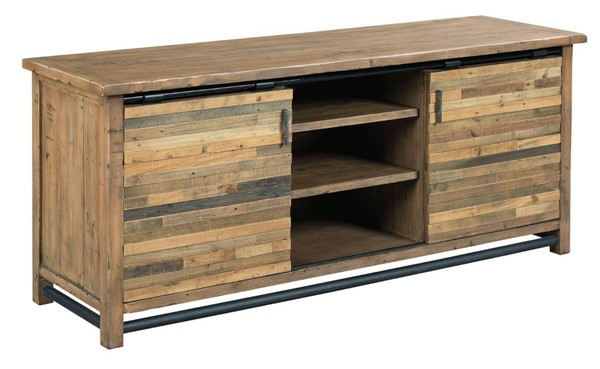 Hammary Reclamation Place Rustica Entertainment Console HAM-523-926