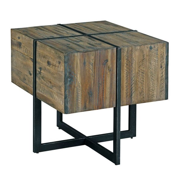 Hammary Modern Timber Natural Accent End Table HAM-626-915