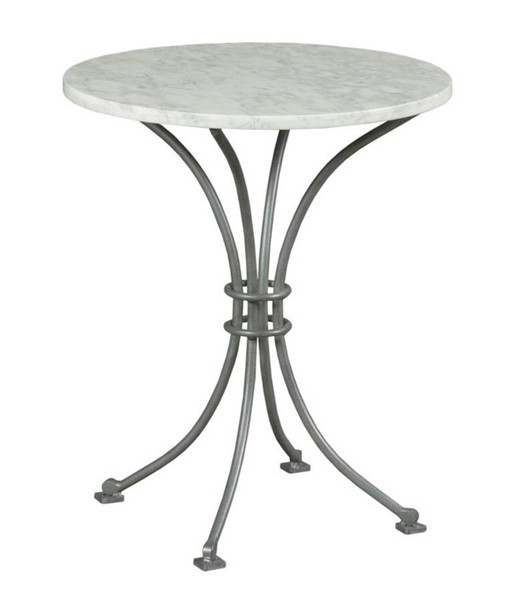 Hammary Litchfield Stone Dover Chairside Table HAM-750-916