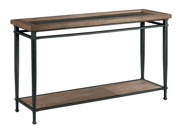 Hammary Austin Medium Brown Sofa Table HAM-955-925