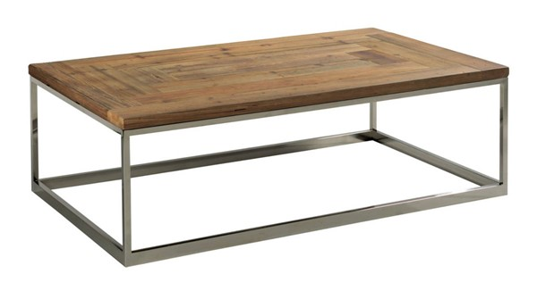 Hammary Dundee Natural Rectangular Coffee Table HAM-961-910