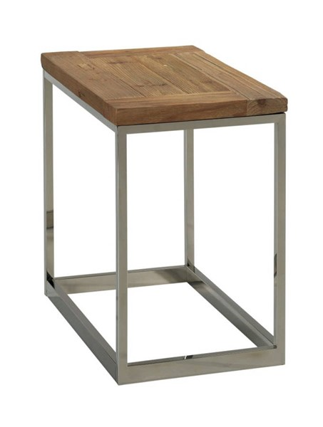 Hammary Dundee Natural Chairside Table HAM-961-916