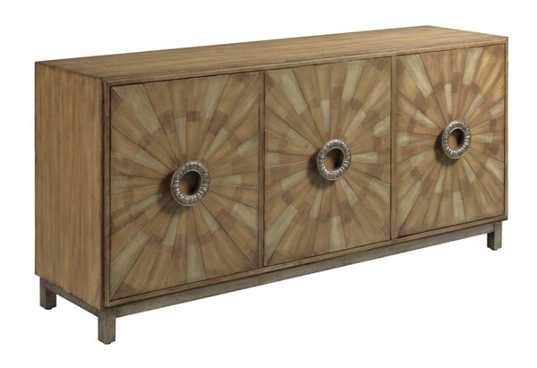 Hammary Astor Brown Entertainment Console HAM-995-926