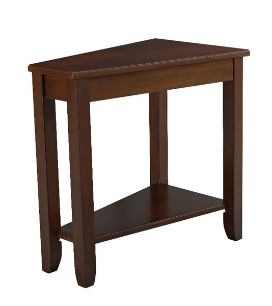 Hammary Cherry Wedge Chairside Table HAM-200-T00221-00