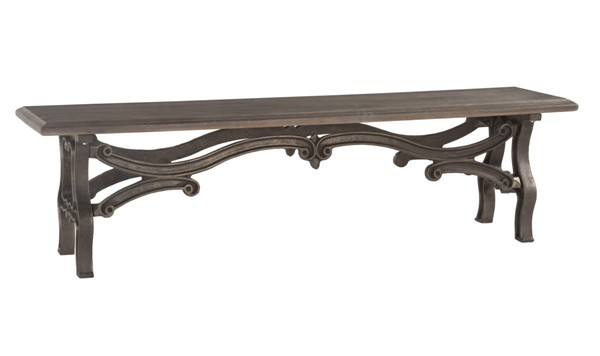 World Interiors Anderson 68 Inch Dining Bench WIF-ZWAND02