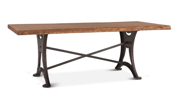 World Interiors Blayne 94 Inch Rectangle Dining Table WIF-ZWBADT94R