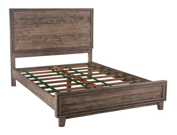 World Interiors Beachwood Queen Bed WIF-ZWDWPBQGRV