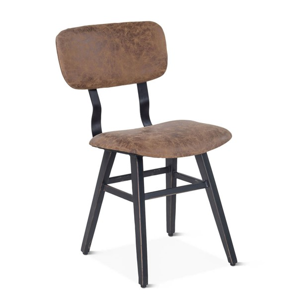 2 World Interiors Amici Bomber Jacket Dining Chairs WIF-ZWIMDC18-2X