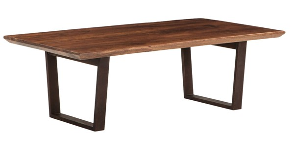 World Interiors Mapai Brown Coffee Table WIF-ZWMP526