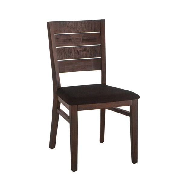 2 World Interiors Bruges Upholstered Dining Chairs WIF-ZWULDC19V-2X