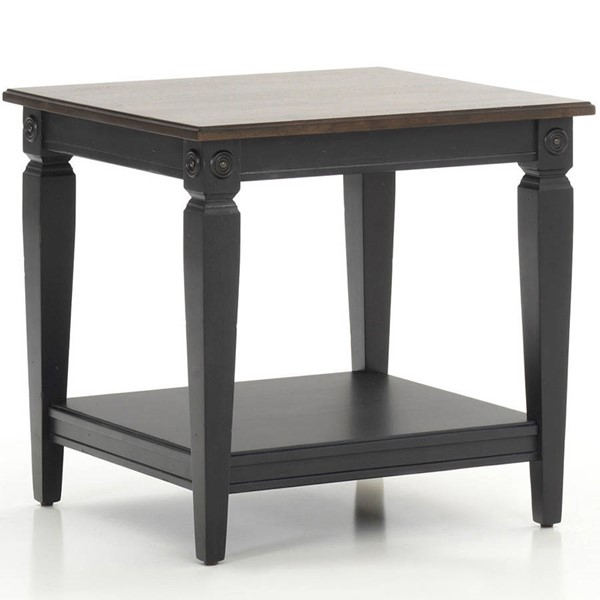 Intercon Glennwood End Tables INT-GW-TA-2426-C-ET-VAR
