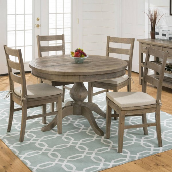 Slater Mill Cottage Wood Dining Room Set JFN-941-66-538kd-DR