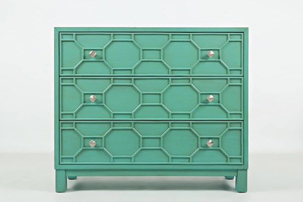 Matrix Standard Turquoise Accent Chest JFN-1430-40
