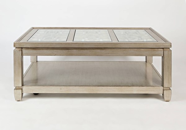 Jofran Furniture Casa Bella Silver Cocktail Table JFN-1551-1