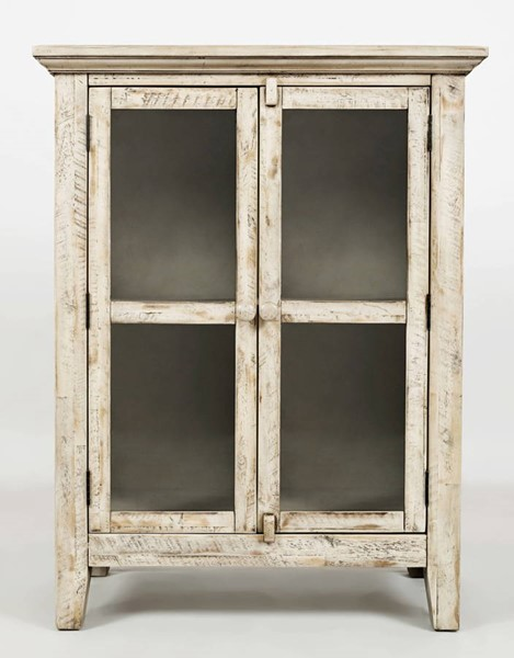 Jofran Furniture Rustic Shores Cream 32 Inch Accent Cabinet JFN-1610-32
