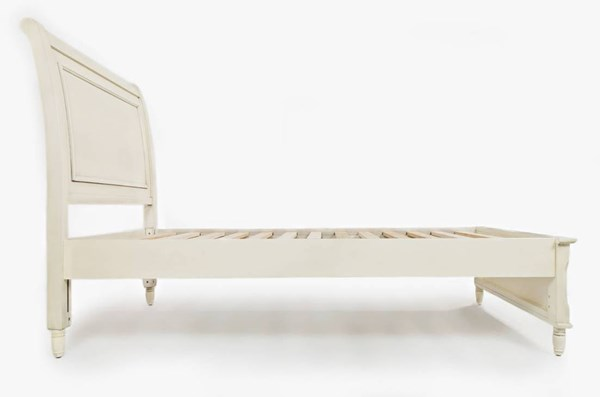 Avignon Youth Rustic Ivory Twin Panel Bed JFN-1617-656364KT
