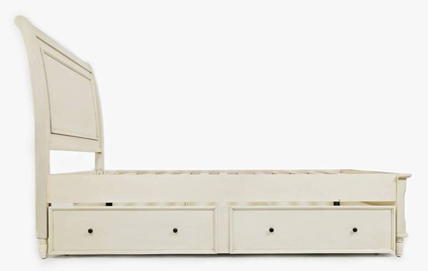 Avignon Youth Rustic Ivory Grey Birch Cherry Twin Panel Trundle Beds JFN-16XX-BEDS-VAR