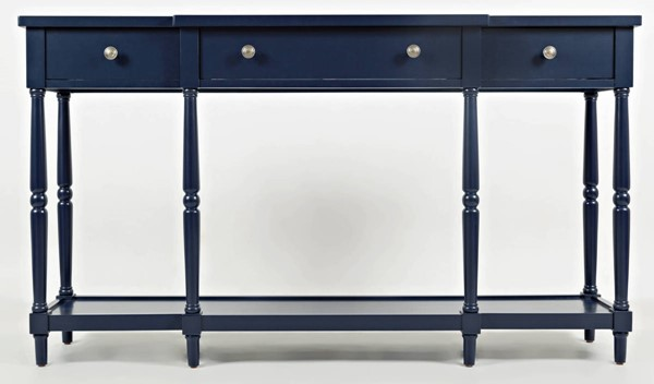 Jofran Furniture Stately Home Navy 60 Inch Console JFN-1633-60