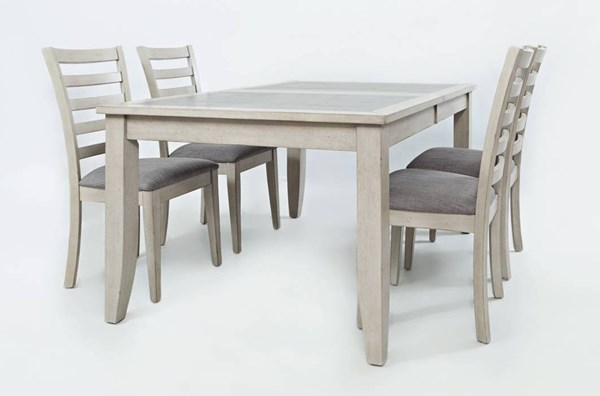 Sarasota Springs Standard 5pc Dining Room Set w/Extension Table JFN-1638-72-380KD-S1