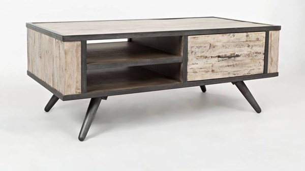 Jofran Furniture American Retrospective Cocktail Table JFN-1640-1