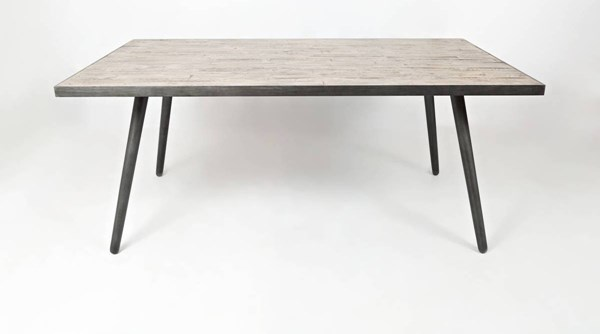 Jofran Furniture American Retrospective Dining Table JFN-1641-72TBKT