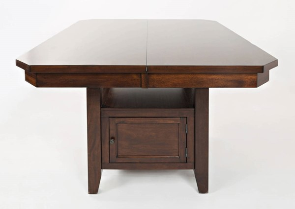 Jofran Furniture Manchester Warm High and Low Dining Table JFN-1672-54TBKT