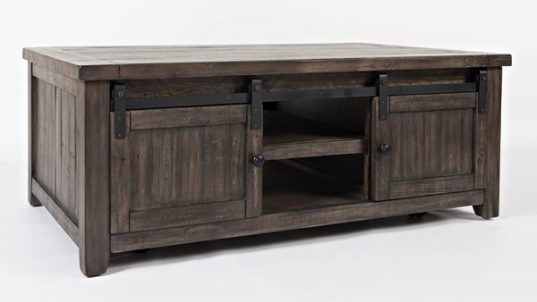 Jofran Furniture Madison County Barnwood Cocktail Table JFN-1700-5