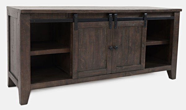 Jofran Furniture Madison County Barnwood 60 Inch Console Table JFN-1700-60