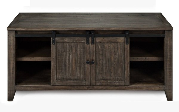 Jofran Furniture Madison County Barnwood 60 Inch Console JFN-1700-60