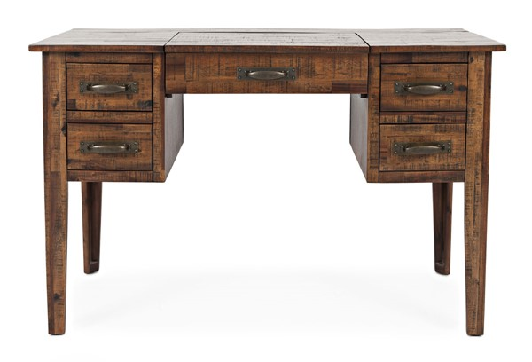 Jofran Furniture Sonoma Creek Lightly Distressed Desk JFN-1705-40