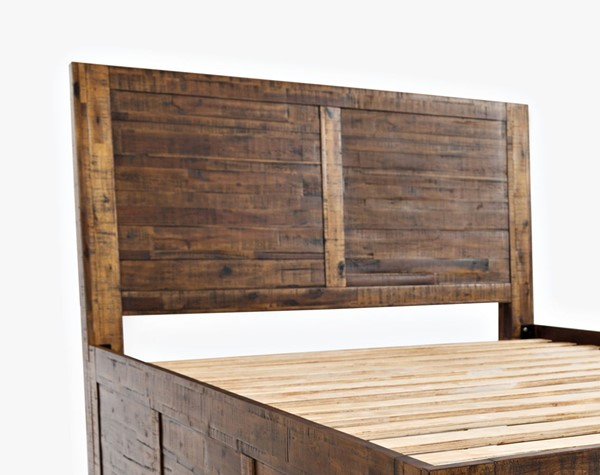 Jofran Furniture Sonoma Creek Lightly Distressed Panel Headboards JFN-1705-85-HDBD-VAR