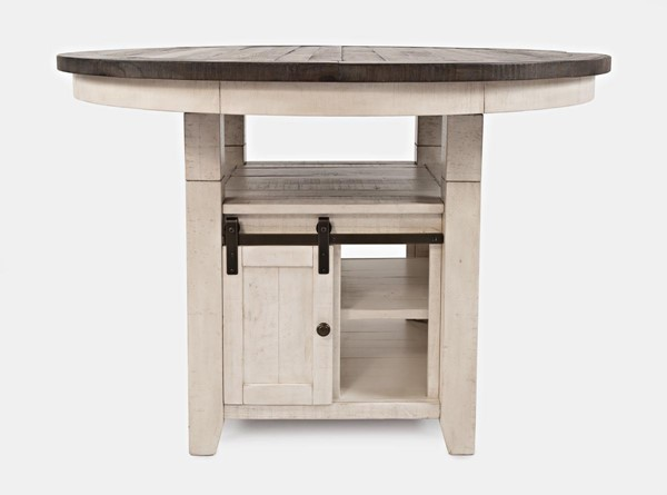 Jofran Furniture Madison County High and Low Dining Table JFN-1706-54TBKT