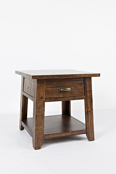 Jofran Funiture Sonoma Creek End Table JFN-1710-3