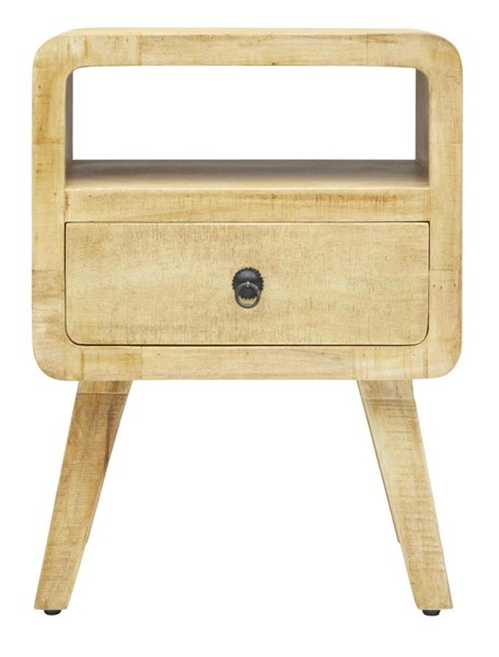 Jofran Furniture Global Archive Light Nathan Accent Table JFN-1730-11