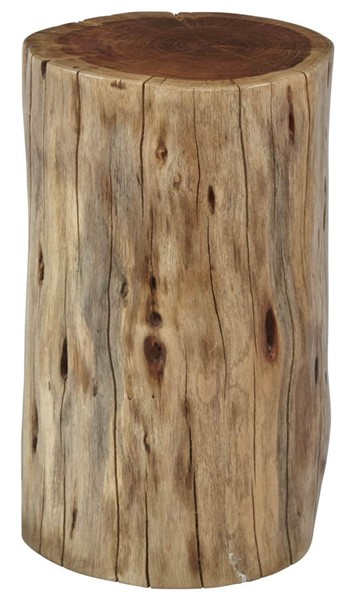 Jofran Furniture Global Archive Natural Wood Round Accent Table JFN-1730-12
