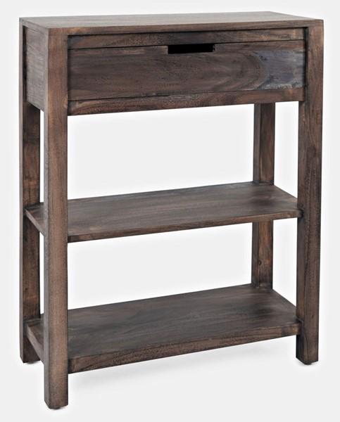 Jofran Furniture Global Archives Grey Drawer Accent Table JFN-1730-190G