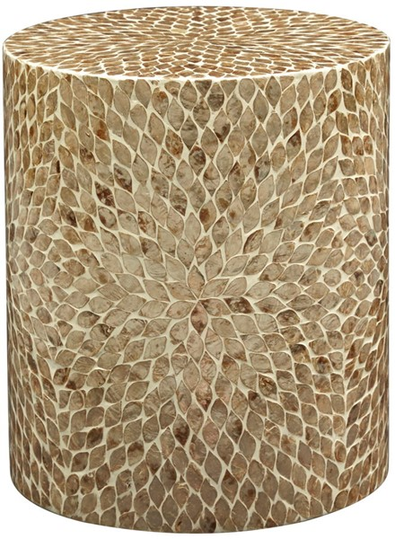 Jofran Furniture Global Archive Sand Accent Table JFN-1730-28SND