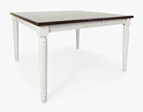 Jofran Furniture Orchard Park Grey Square Counter Height Table JFN-1771-60