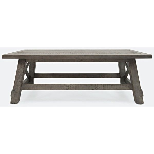 Jofran Furniture Outer Banks Driftwood Cocktail Table JFN-1840-1