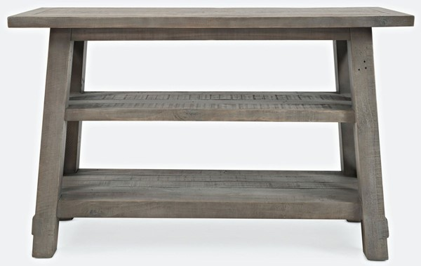 Jofran Furniture Outer Banks Driftwood Sofa Table JFN-1840-4
